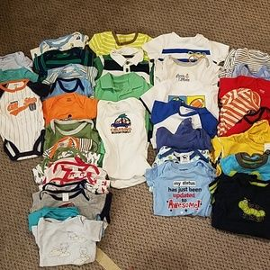 Other - Baby boys onesies lot